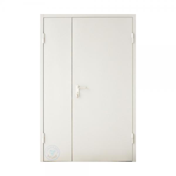 Двері металеві двостулкові ДМ 21-17 - 3
