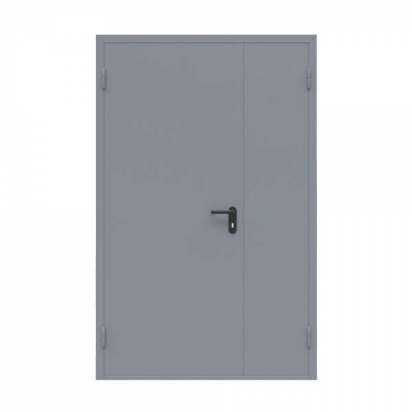 Двері металеві двостулкові ДМ 21-14 - 2