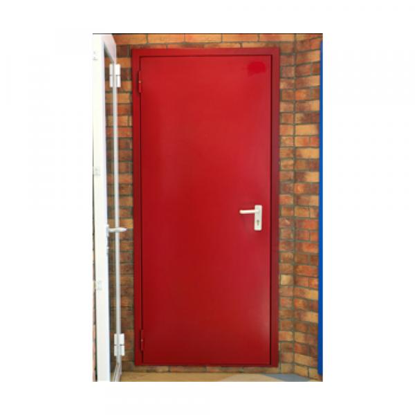 Дверь металлическая противопожарная одностворчатая EI30 ДМП 21-11.5 - 3