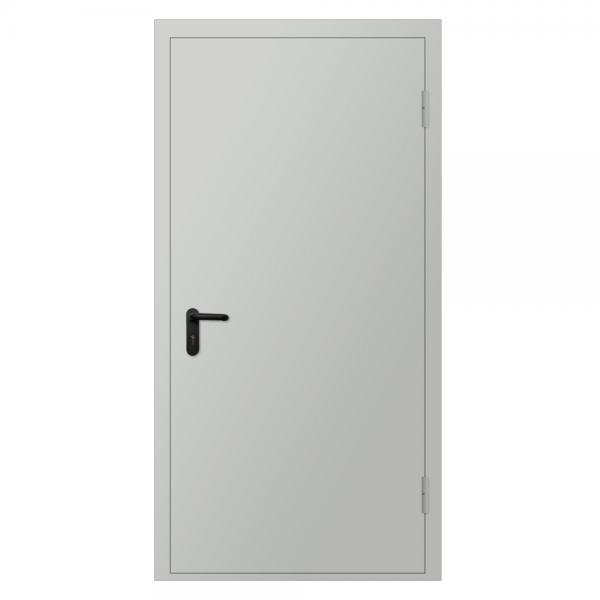 Двері протипожежні одностулкові EI30 ДМП 21-9 - 1