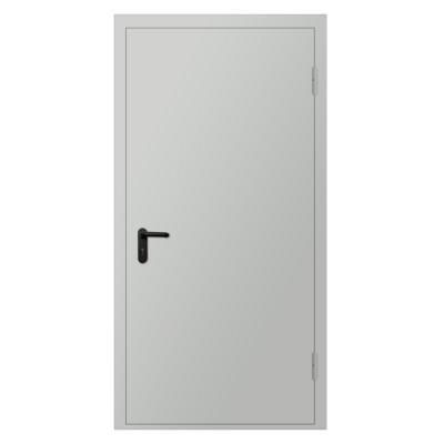 Двері протипожежні одностулкові EI30 ДМП 21-8
