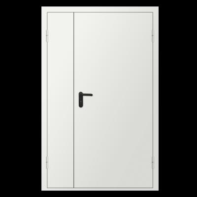 Двері протипожежні двостулкові EI30 ДМП 21-12
