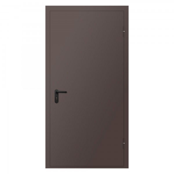 Двері протипожежні одностулкові EI45 ДМП 21-9 - 1