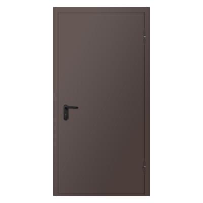 Двері протипожежні одностулкові EI45 ДМП 21-8