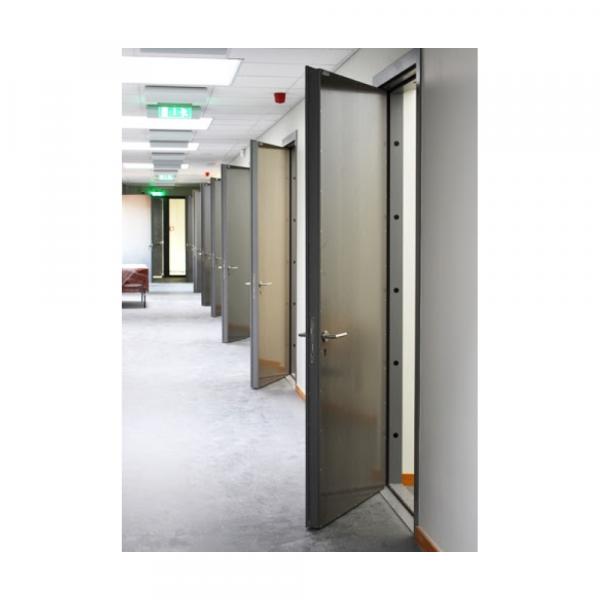 Дверь металлическая противопожарная одностворчатая EI45 ДМП 21-11.5 - 2