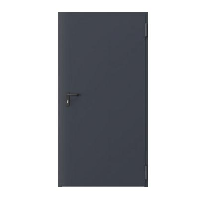 Дверь металлическая противопожарная одностворчатая EI60 ДМП 21-11.5