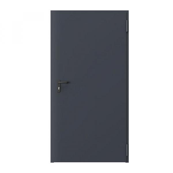 Дверь металлическая противопожарная одностворчатая EI60 ДМП 21-11 - 1