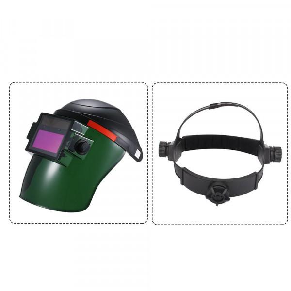 Автозатемняющая сварочная маска - 3
